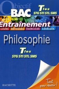 Philosophie Tles STG, STI, STL, SMS