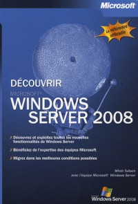 Découvrir Windows Server 2008
