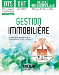 BTS professions immobilières : Tome 2, la gestion locative