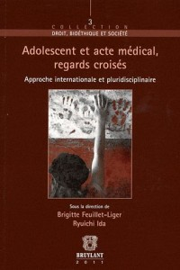 Adolescent et Acte Medical Regards Crois
