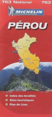 Pérou : 1/1 500 000