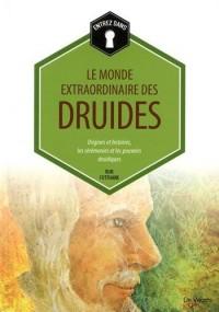Le monde extraordinaire des druides : Origines et histoires, les cérémonies et les pouvoirs druidiques