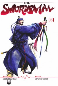 The Swordsman Vol.8