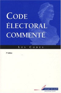 Code électoral commenté