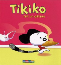 Tikiko fait un gâteau