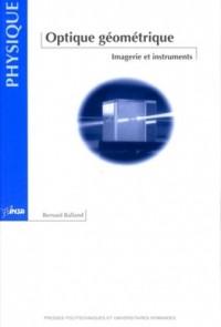 Optique géométrique : Imagerie et instruments