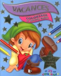 Coloriage et activités variées