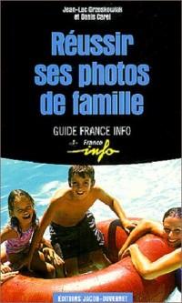 Réussir ses photos de famille
