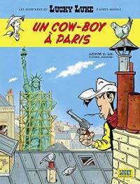 - Un cow-boy à Paris  width=