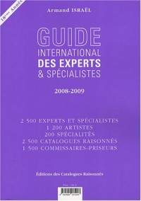 Guide international des experts & spécialistes