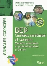 BEP carrières sanitaires et sociales