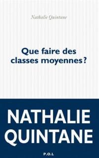 Que faire des classes moyennes?