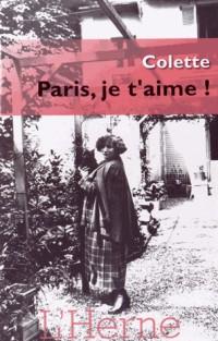 Carnet Colette