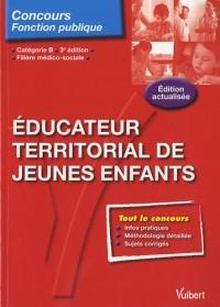 Educateur territorial de jeunes enfants, catégorie C N 106