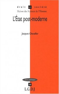 L'Etat post moderne
