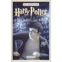 HARRY POTTER V Y LA ORDEN DEL FENIX (RUST)