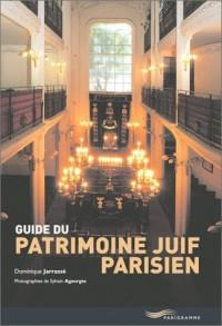 Guide du patrimoine juif parisien