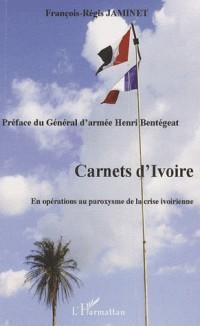 Carnets d'Ivoire