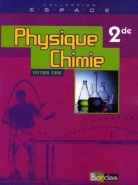 Physique Chimie 2e