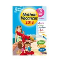 Cahier de Vacances 2013 Maternelle Ps Vers Ms 3/4 Ans