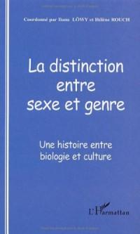 Les Cahiers du Genre. : 34, La distinction entre sexe et genre