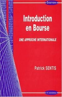 Introduction en bourse : Une approche internationale