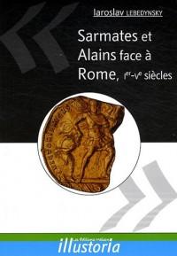 Sarmates et Alains face à Rome