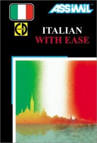Italian With Ease (1 livre + coffret de 4 CD) (en anglais)