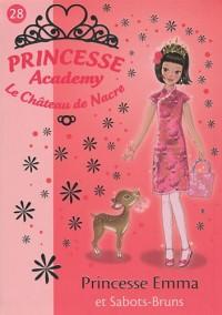 Princesse Academy le Château de Nacre, Tome 28 : Princesse Emma et Sabots-Bruns