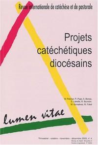 Lumen Vitae, N° 4 Décembre 2003 : Projets catéchétiques diocésains