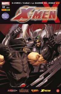 Astonishing x-men 62