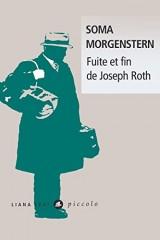 Fuite et fin de Joseph Roth [Poche]
