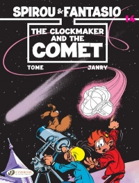 Spirou & Fantasio - volume 14 The clockmaker and the comet (14)