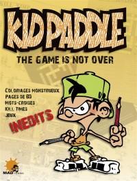Kid Paddle Livre Jeux