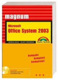 Microsoft Office System 2003, m. CD-ROM