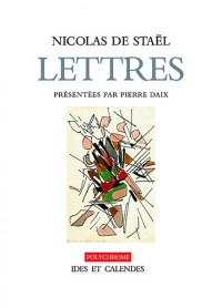 Nicolas de Staël. Lettres et dessins (NE)