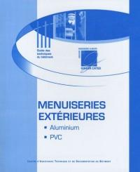 Menuiseries extérieures en aluminium et en PVC