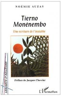Tierno Monénembo : une écriture de l'instable