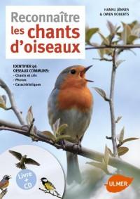 Reconnaître les chants d'oiseaux (1CD audio MP3)