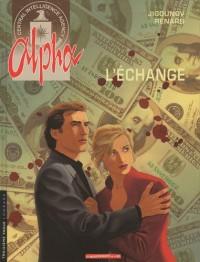 Alpha, Tome 1 : L'échange