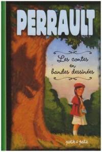 Les contes de Perrault en bandes dessinées