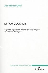 L'if ou l'olivier