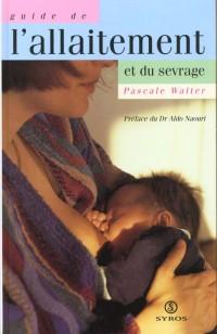 Guide de l'allaitement et du sevrage