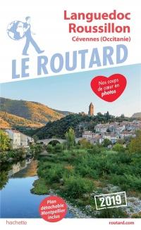 Guide du Routard Languedoc et Roussillon Cévennes 2019: (Occitanie)