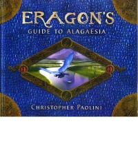[ ERAGON'S GUIDE TO ALAGAESIA BY PAOLINI, CHRISTOPHER](AUTHOR)HARDBACK