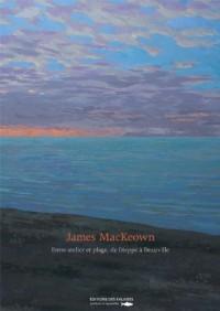 James Mackeown de Dieppe à Deauville entre atelier et plage