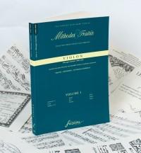 Méthodes & Traités Violon Volume 1 : Allemagne-Autriche 1600-1800
