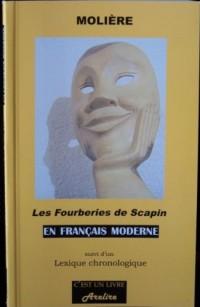 Les Fourberies de Scapin en français moderne