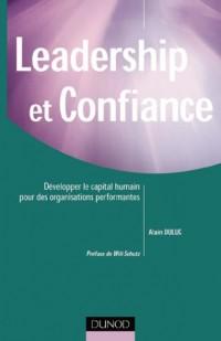 Leadership et confiance - Développer le capital humain pour des organisations performantes