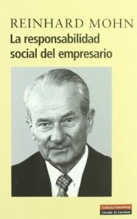 La responsabilidad social del empresario